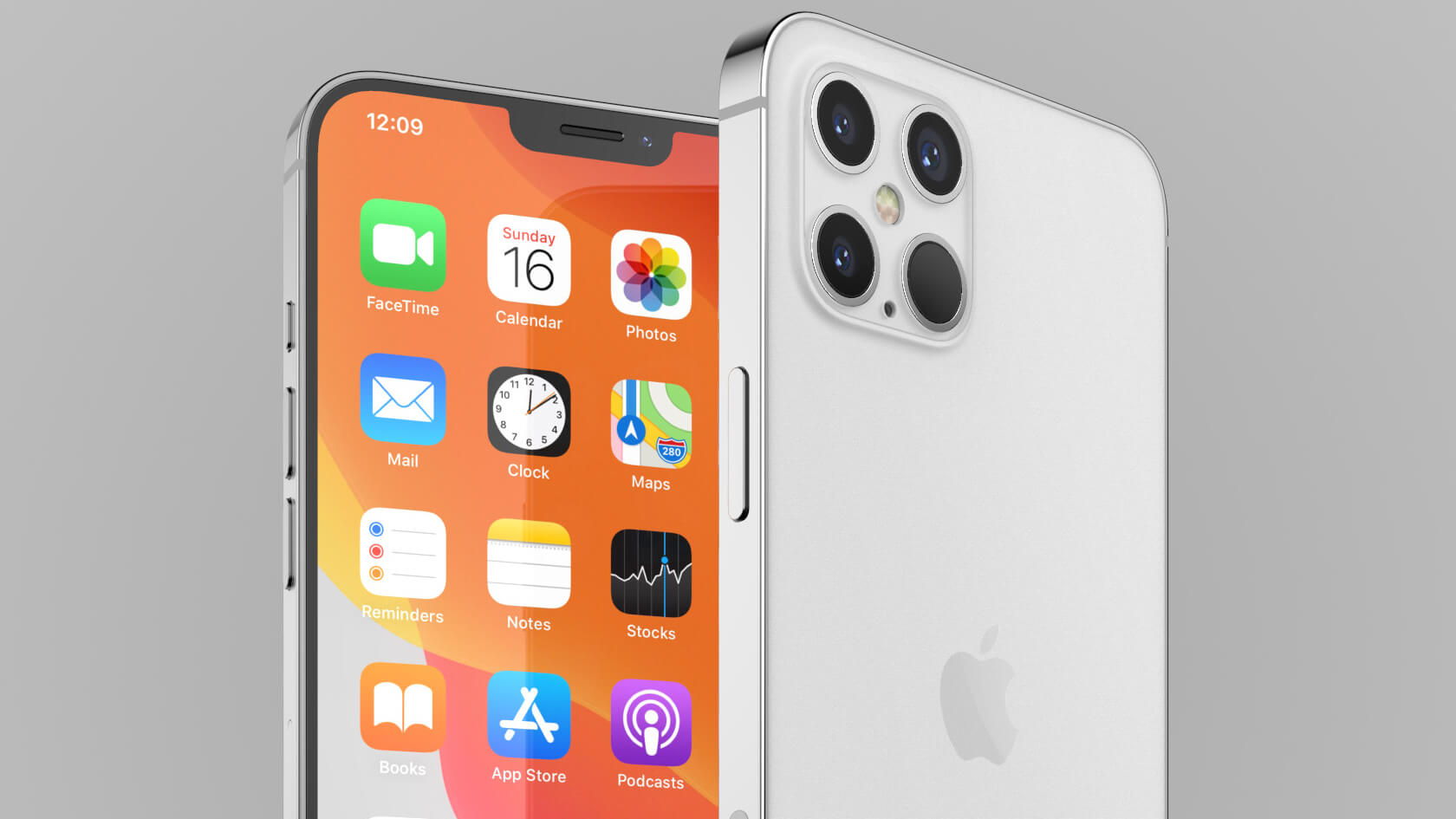 Iphone 12 mắt ra